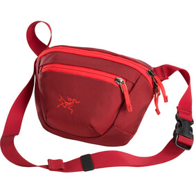 Arc'teryx Maka 1 Marsupio, red beach